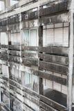 покинутое здание Стоковое Изображение