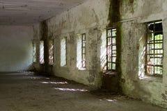 покинутое место Стоковые Фото
