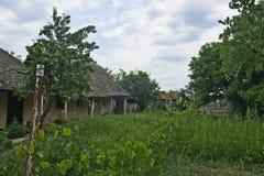 Покинутое сельское свойство стоковое фото