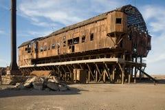 покинутое humberstone laura santa города Стоковая Фотография RF