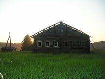 Покинутые деревни стоковое изображение rf