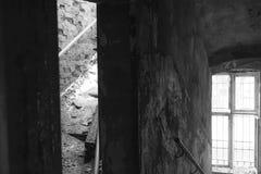 покинутые здания Стоковая Фотография RF