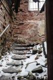 покинутые здания Стоковое Фото