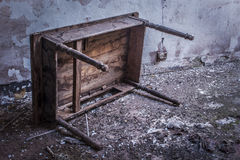 Покинутые таблицей шахты Alquife Стоковые Фотографии RF