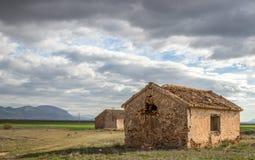 Покинутый амбар Стоковая Фотография RF