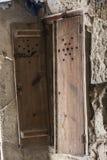 Покинутый кухонный шкаф Стоковые Изображения