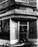 покинутый магазин Стоковая Фотография RF
