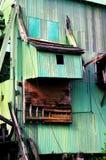 Покинутый дом вала Стоковое Изображение