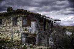 Покинутый дом Стоковое Изображение RF