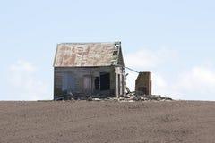 Покинутый дом Стоковая Фотография RF