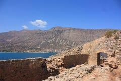 Покинутый остров leper Стоковая Фотография RF