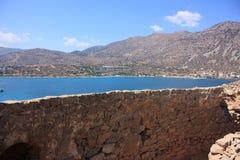 Покинутый остров leper Стоковое Фото