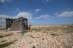 Покинутый сарай Стоковое Изображение RF