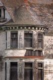 покинутый сельский дом Стоковая Фотография
