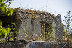 Покинутый старый амбар Стоковое фото RF