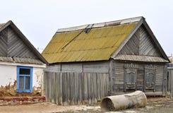 Покинутый старый дом Стоковая Фотография RF