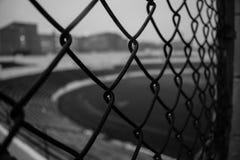 Покинутый стадион Стоковое Изображение RF