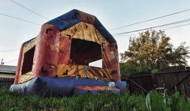 Покинутый шлямбур Стоковая Фотография