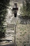 покинутый дворец Стоковые Изображения RF