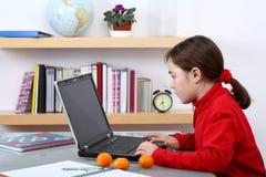 поколение компьютера Стоковая Фотография