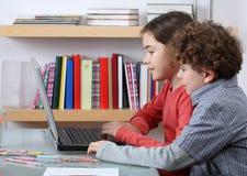 поколение компьютера Стоковые Изображения