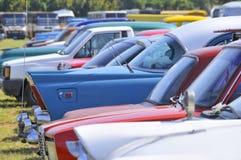 поколения автомобилей Стоковое Фото