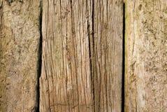 поколоченные доски старые Стоковые Фото