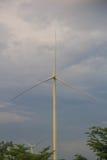 Поколение энергии ветра Стоковое Фото