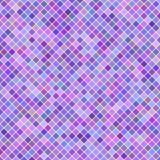 Покрасьте абстрактную раскосную квадратную предпосылку картины - vector иллюстрация от фиолетовых квадратов Стоковые Фото
