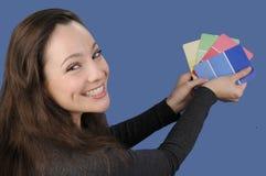 покрасьте выбор Стоковое фото RF