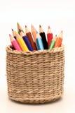 покрасьте карандаш Стоковые Изображения RF
