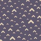 покрасьте картину безшовной Мотив стрелок стрелки ровные абстрактный minimalist предпосылки иллюстрация вектора