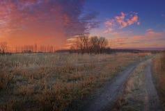 Покрасьте ноябрь Стоковое Фото
