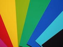 покрасьте образцы Стоковая Фотография RF