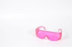 Покрасьте предохранение от защитного стекла ультрафиолетов для работника Стоковое Изображение