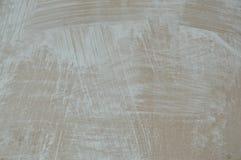 Покрасьте пятно краски на старых текстуре и предпосылке стены Стоковое Изображение