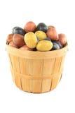 покрасьте различные миниые картошки Стоковая Фотография RF