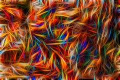Покрасьте разнообразную предпосылку Яркие цвета переплетаннсяых пестротканых линий яркость, цвет, расцветка, абстракция бесплатная иллюстрация