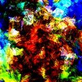 Покрасьте реку Стоковое Изображение RF