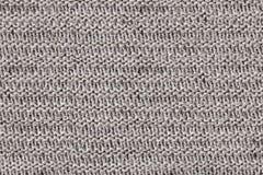 Покрасьте серую текстуру ткани, стоковые фотографии rf