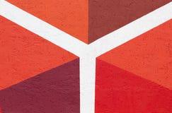 покрасьте стену Стоковая Фотография RF
