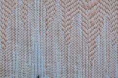 Покрасьте ткань текстурированную предпосылкой покрашенную Стоковое Изображение