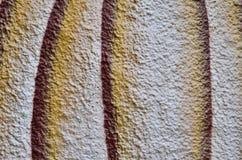 Покрасьте ткань текстурированную предпосылкой покрашенную Стоковое Фото