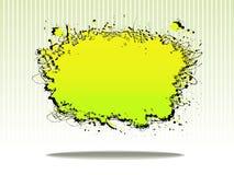 Шаблон выплеска цвета Стоковые Изображения
