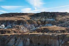Покрасьте шахты Стоковое фото RF
