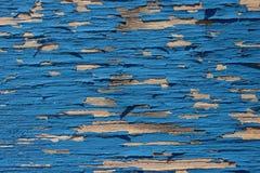 покрасьте шелушение деревянной стоковое изображение rf