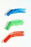 покрасьте rgb Стоковое Изображение RF