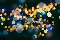 Покрашенная абстрактная запачканная светлая предпосылка Стоковые Фотографии RF