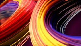 Покрашенная абстракция Стоковое Изображение RF