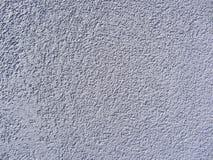 Покрашенная барвинком текстура Grunge штукатурки Стоковая Фотография RF